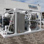 Impianto di lubrificazione e grassaggio/Allestimenti speciali