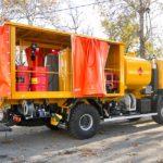 Impianto di lubrificazione e grassaggio su camion/Allestimenti speciali