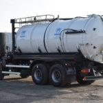UNHCR cisterna per trasporto acqua